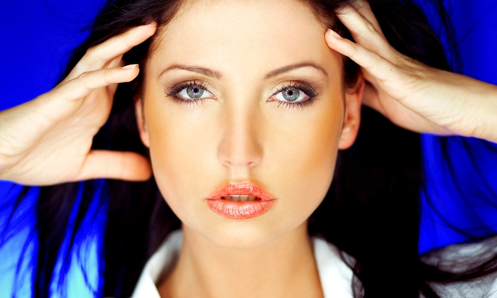 Sparkle Makeup Artist - Richmond: $55 for $100 Worth of Makeup — Sparkle makeup artist