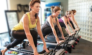 Lifestyle Pilates: Four or Eight Reformer Pilates Classes at Lifestyle Pilates (Up to 65% Off)