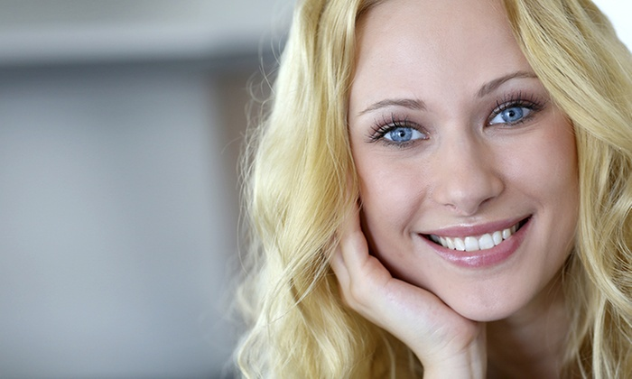 Infinite Dental Wellness - Infinite Dental Wellness: Exam with Oral-Cancer Screening or Cleaning and Whitening Kit from Infinite Dental Wellness (Up to 81% Off)