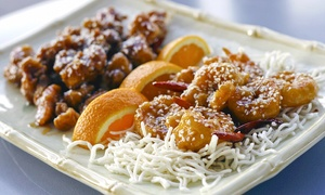 United Chinese Restaurant: Chinese Lunch or Dinner at United Chinese Restaurant (40% Off)