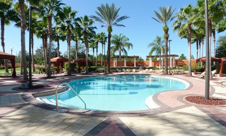 Groupon Deal: 2- or 3-Night Stay for Up to Eight at Fairways Florida Villas in Greater Orlando, FL