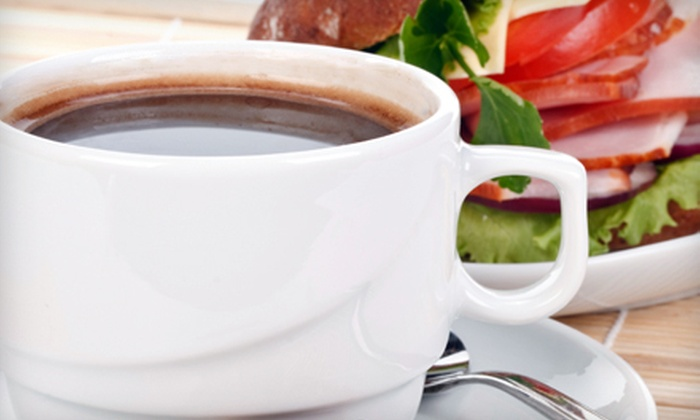 Cool Mo's Coffee - Carrollwood: $10 for $20 Worth of Coffee and Café Fare from Cool Mo's Coffee