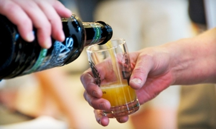 Jacksonville Craft and Import Beer Festival - Jacksonville: $30 for Two Tickets to the Jacksonville Craft and Import Beer Festival ($60 Value)