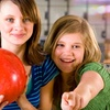 Up to 53% Off Family Bowling Package