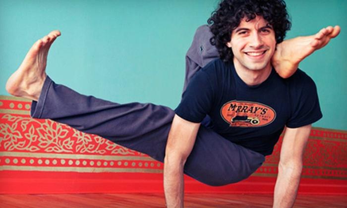 Bhakti Barn Yoga - Downtown: $50 Worth of Yoga Classes