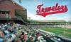 Arkansas Travelers - North Little Rock: $140 for a General-Admission Season Ticket to Arkansas Travelers Baseball ($300 Value)