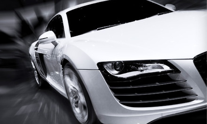 Squeaky Clean Car Wash - Multiple Locations: Armor All Pro Car Wash or Gift Card at Squeaky Clean Car Wash