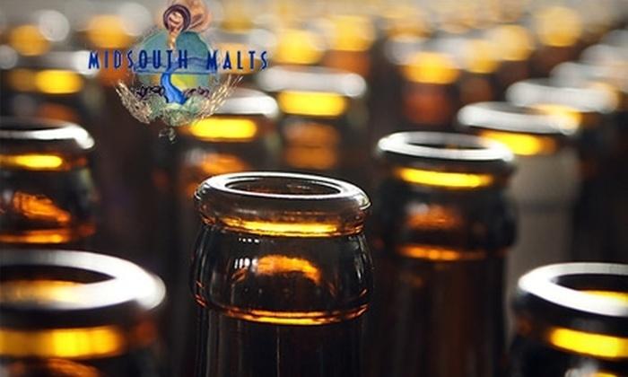 Midsouth Malts - Memphis: Beer Brewing Kit at Midsouth Malts. Choose Between Two Options.