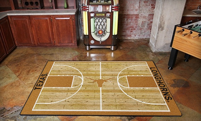 My Sports Rug - Corpus Christi: $99 for a Sports-Team Floor Rug from MySportsRug.com ($250 Value)