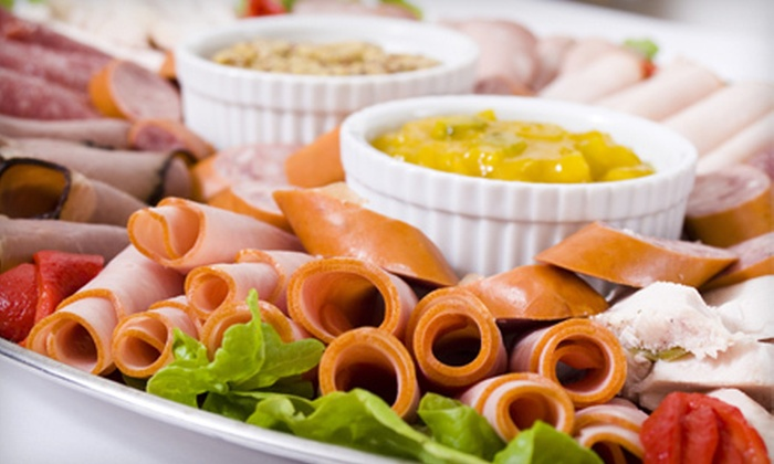 Bon Appetit Catering & Cafe - Vista Heights: $7 for $15 Worth of Continental Fare and Drinks