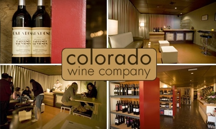 Colorado Wine Company - Eagle Rock: $10 for a Groupon-Exclusive Tuesday Night Wine Tasting at Colorado Wine Company in Eagle Rock ($20 Value)