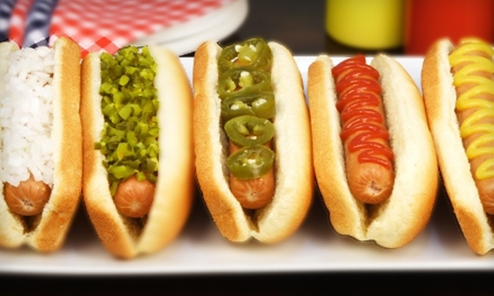 Dad's Hot Dogs - Bethlehem: $5 for $10 Worth of American Fare at Dad's Hot Dogs in Bethlehem