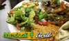 $8 for Mexican Fare at Mexicali Grill