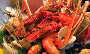 Locanda  311 (Hidden Treasure): Lobster Platter For Two People, Plus Liqueur for £36 at Locanda 311 (68% Off)
