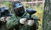 Action Games Paintball - Tewksbury: $25 for Paintball Package Including Equipment Rental, 500 Paintballs, and Lunch at Action Games Paintball in Tewksbury ($50 Value)