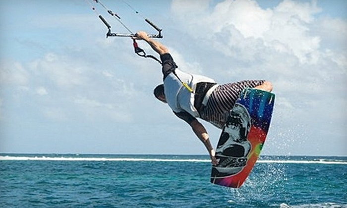 Great Lakes Kiteboarding - Multiple Locations: $249 for a Two-Day Kite Camp ($499 Value) or $149 for a Half-Day Private Lesson ($299 Value) from Great Lakes Kiteboarding