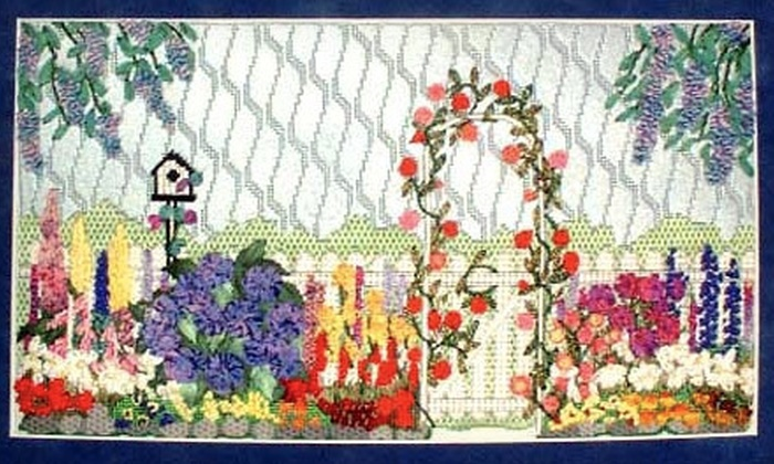 The Needlepoint Clubhouse - Saint Louis: Two One-Hour Beginner Needlepoint Classes or $20 for $40 Worth of Supplies at The Needlepoint Clubhouse