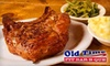 Old Time Pit Bar-B-Que- CLOSED - San Angelo: $7 for $15 Worth of Wood-Barbecued Fare at Old Time Pit Barbecue
