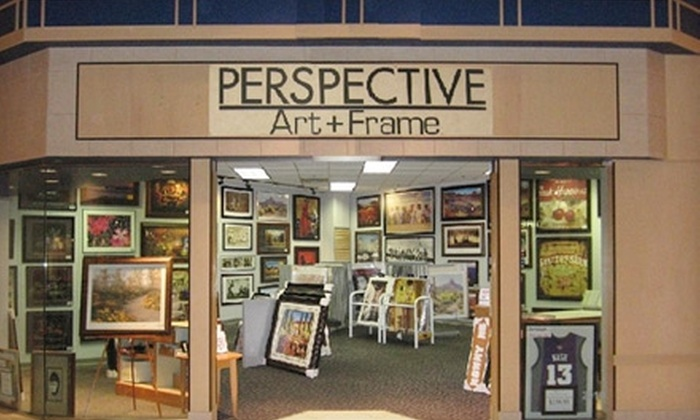 Perspective Art + Frame - Phoenix: $49 for $99 Worth of Custom Framing at Perspective Art + Frame
