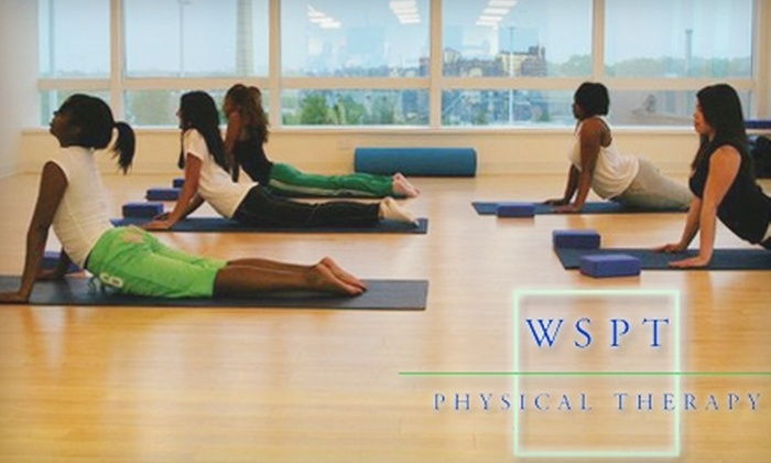 WSPT - Morris Park: $35 for Your Choice of Five Yoga, Zumba, Pilates, and TRX Classes at WSPT in the Bronx (Up to a $75 Value)