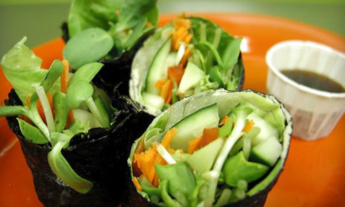 Red Pepper Deli - Northville: $5 for $10 Worth of Raw, Vegan Fare at Red Pepper Deli in Northville