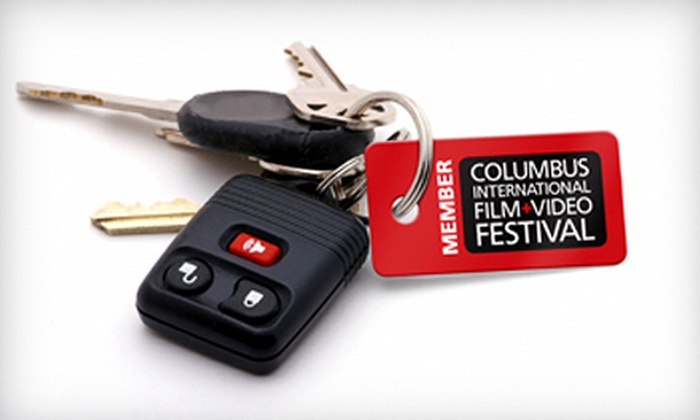 Columbus International Film + Video Festival - Downtown Columbus: One or Two One-Year Memberships Including Entrance to the Columbus International Film + Video Festival (Up to 53% Off)