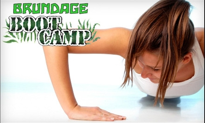 Brundage Boot Camp - Multiple Locations: $29 for Four Weeks of Unlimited Boot Camp Classes at Brundage Boot Camp ($199 Value)