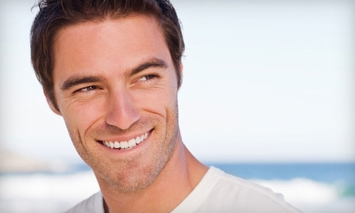 Expressions Professional Tooth Whitening and Dental Hygiene Clinic - Sudbury: $49 for Refresher Teeth Whitening at Expressions Professional Tooth Whitening and Dental Hygiene Clinic ($100 Value)