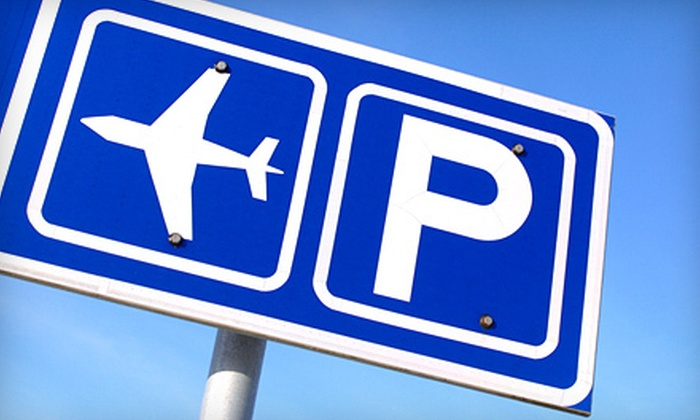 Midway Park Ride & Fly - Chicago: $17 for Three Days of Outdoor Self-Parking for Midway International Airport at Midway Park Ride & Fly ($34.25 Value)