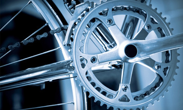 2nd Tracks Sports - Salt Lake City: Standard or Ultimate Bike Tune-Up at 2nd Tracks Sports (Up to 53% Off)