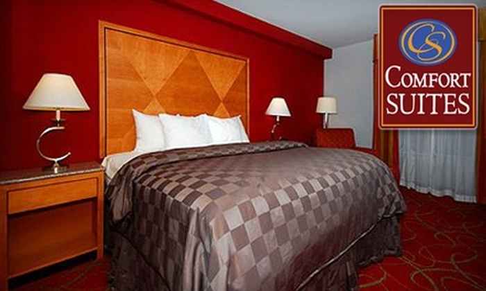 Comfort Suites at Virginia Center Commons - Fairfield: $89 for a One-Night Stay in a Two-Bedroom Executive Suite at Comfort Suites at Virginia Center Commons in Glen Allen