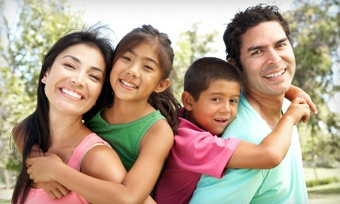 E.P. Dentistry 4 Kids - Crestmont: $40 for Dental Exam, Cleaning, and Set of X-rays at E.P. Dentistry 4 Kids ($227 Value)