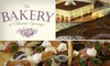 52% Off at The Bakery at Chester Springs