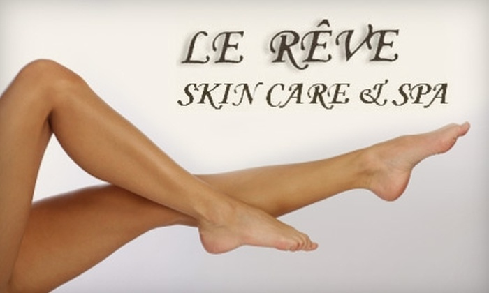 Le Rêve Skin Care & Spa - Northwest Bellevue: Skincare and Waxing Services at Le Rêve Skin Care & Spa in Bellevue. Choose Between Two Options.