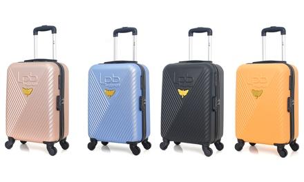 1 à 3 valises cabine LPB en ABS léger et résistant, collection Fanny