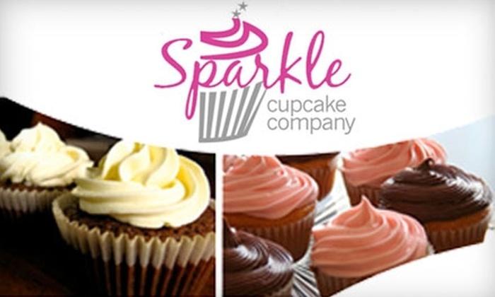 Sparkle Cupcake Company - Nashville-Davidson metropolitan government (balance): $15 for a Dozen Cupcakes at Sparkle Cupcake Company