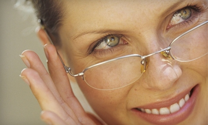 Eye Contact Vision Center - North Bergen: Prescription Frames and Lenses or Nonprescription Sunglasses at Eye Contact Vision Center in North Bergen