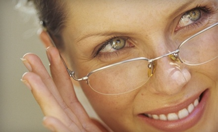 Eye Contact Vision Center: $130 Groupon Toward Prescription Lenses and Frames - Eye Contact Vision Center in North Bergen