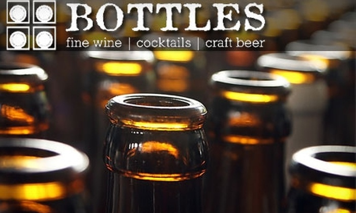 Bottles - Wayland: $10 for $20 Worth of Wine, Spirits, and More at Bottles