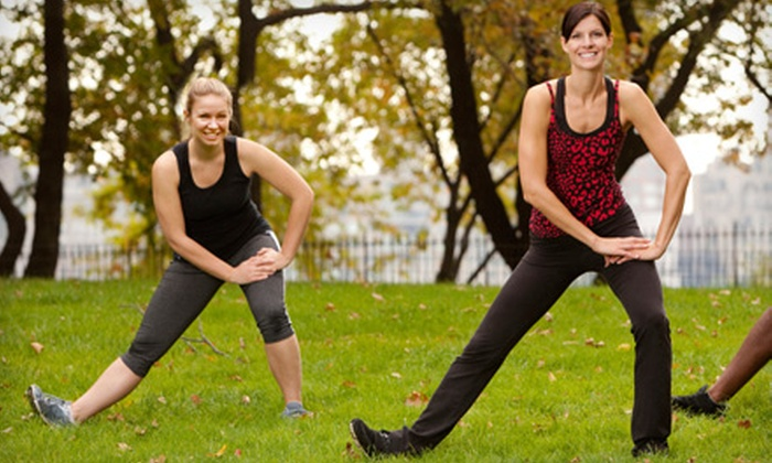 SoCal Fitness Boot Camp for Women - Multiple Locations: Five Boot-Camp Classes or One Month of Boot Camp at SoCal Fitness Boot Camp for Women