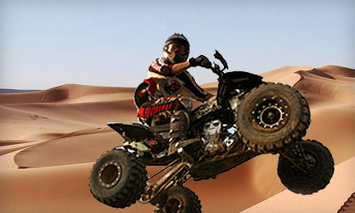 Arizona Outdoor Fun - Multiple Locations: $85 for an ATV or UTV Tour or a Sport Quad, ATV, or UTV Rental from Arizona Outdoor Fun (Up to $375 Value)