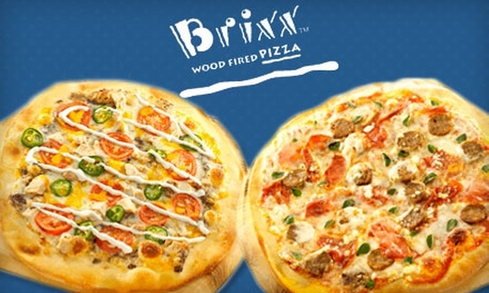 Brixx Wood Fired Pizza - Hendersonville: $10 for $20 Worth of Gourmet Pizza and Casual Fare at Brixx Wood Fired Pizza