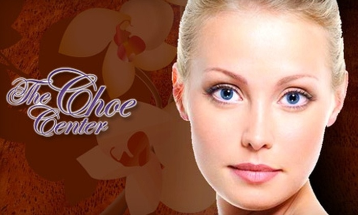 The Choe Center for Facial Plastic Surgery - Northwest Virginia Beach: $79 for a DiamondTome Microdermabrasion and Sensi-Peel Chemical Peel at The Choe Center for Facial Plastic Surgery in Virginia Beach (a $215 value)
