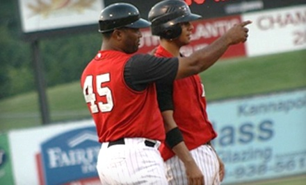 Kannapolis Intimidators vs. Hickory Crawdads on Fri., Apr. 15 at 7:05PM - Kannapolis Intimidators in Kannapolis