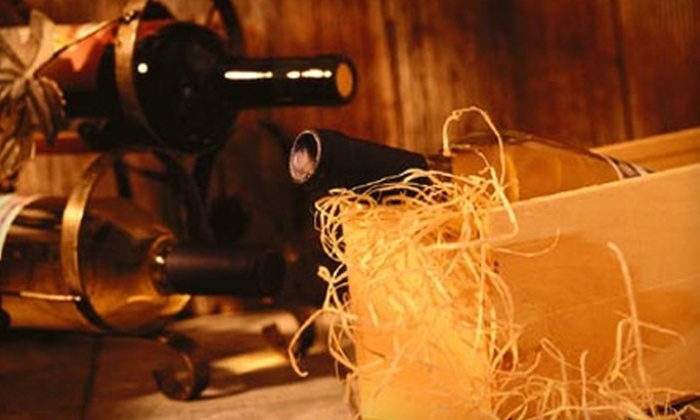 Dreadnought Wines - Strip District: $25 for a Wine Class at Dreadnought Wines ($55 Value). Six Options Available.