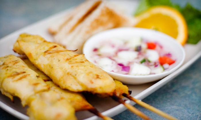 Java Indonesian Rijsttafel - Park Slope: Meal with Appetizers, Entrees, and Drinks for Two or Four at Java Indonesian Rijsttafel in Park Slope (Up to 61% Off)