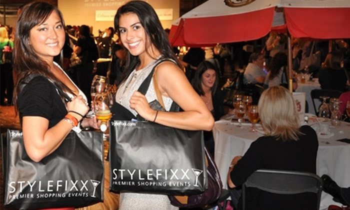 Style Fix - Multiple Locations: $15 for One Ticket to StyleFixx Premier Shopping Events ($30 Value). Two Dates Available.
