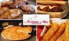 Mamma Mia Subs & Brick Oven Pizza - Multiple Locations: $10 for $20 Worth of Food and Drink at Mamma Mia Subs & Brick Oven Pizza