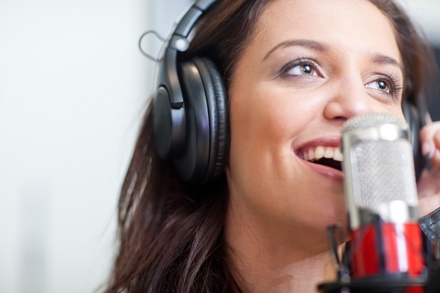 Four 30-Minute Instrument or Vocal Classes at Jackson Voice Lab (55% Off)