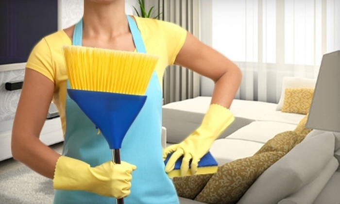 Absolute Maids - Regina: $49 for 90 Minutes of Home Cleaning from Absolute Maids ($135 Value)